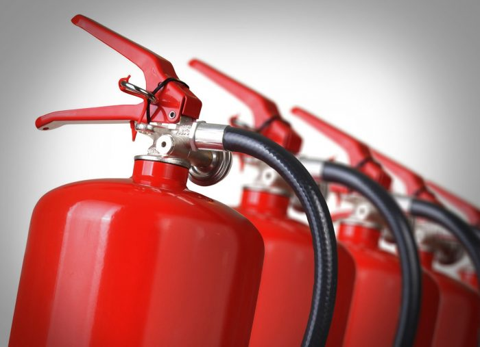 Противопожарная техника и оборудование
