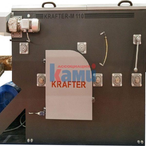 Многопильные дисковые станки KRAFTER. Модели M-90, M-110, M-132