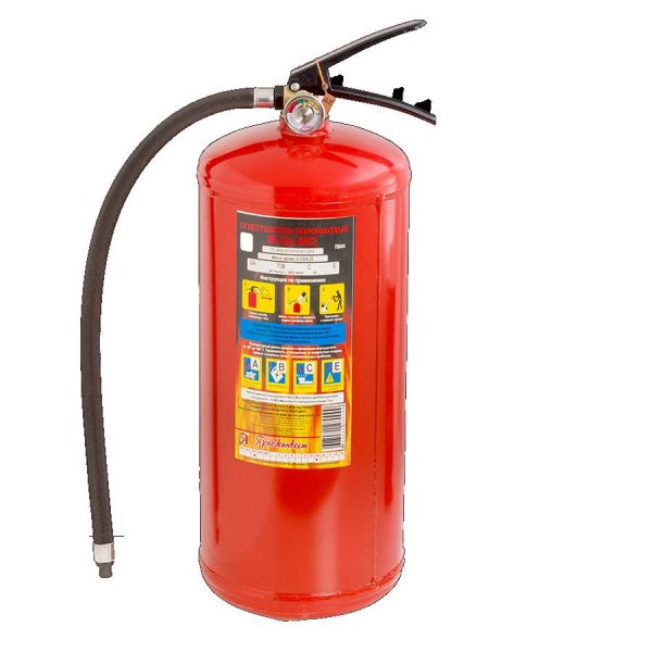 Порошковый огнетушитель ОП-5