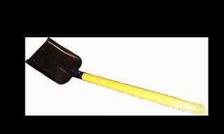 Лопата совковая ШП-122-02