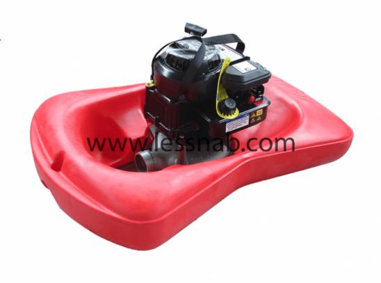 Плавающая мотопомпа Aquafast Model A
