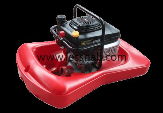 Плавающая мотопомпа Aquafast Model B