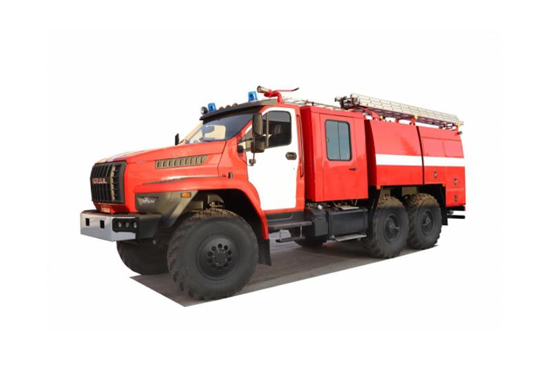 пожарная АЦ